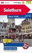 Cover-Bild zu Hallwag Kümmerly+Frey AG (Hrsg.): Solothurn Nr. 19 Velokarte 1:60 000. 1:60'000
