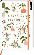 Cover-Bild zu myNOTES Notizbuch A5: A home for good ideas