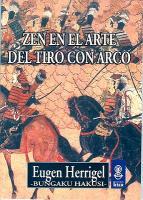 Cover-Bild zu Herrigel, Eugen: Zen En El Arte del Tiro Con Arco
