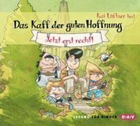Cover-Bild zu Lüftner, Kai: Das Kaff der guten Hoffnung - Jetzt erst recht!