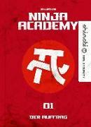 Cover-Bild zu Lüftner, Kai: Ninja Academy 1