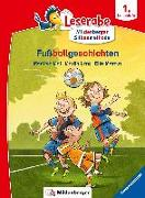 Cover-Bild zu Mai, Manfred: Leserabe - Fußballgeschichten