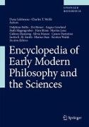 Cover-Bild zu Jalobeanu, Dana (Hrsg.): Encyclopedia of Early Modern Philosophy and the Sciences