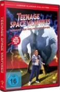 Cover-Bild zu Wood, Martin: Teenage Space Vampires - Angriff der Weltraumvampire