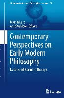 Cover-Bild zu Waldow, Anik (Hrsg.): Contemporary Perspectives on Early Modern Philosophy