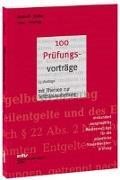 Cover-Bild zu Bischoff, Johannes Georg: 100 Prüfungsvorträge