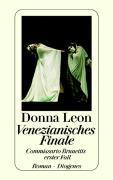 Cover-Bild zu Leon, Donna: Venezianisches Finale