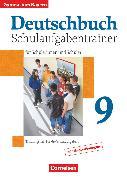 Cover-Bild zu Kober, Winfried: Deutschbuch Gymnasium, Bayern, 9. Jahrgangsstufe, Schulaufgabentrainer mit Lösungen