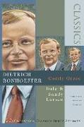 Cover-Bild zu Larsen, Dale: Dietrich Bonhoeffer: Costly Grace ( Christian Classics Bible Studies )