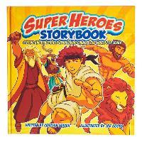 Cover-Bild zu Larsen, Carolyn: Super Heroes Storybook