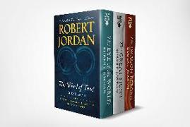 Cover-Bild zu Jordan, Robert: Wheel of Time Premium Boxed Set I