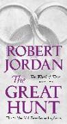 Cover-Bild zu Jordan, Robert: The Great Hunt: Book Two of 'the Wheel of Time'