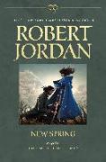 Cover-Bild zu Jordan, Robert: New Spring: Prequel to the Wheel of Time
