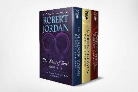 Cover-Bild zu Jordan, Robert: The Wheel of Time Set II, Books 4-6