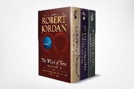 Cover-Bild zu Jordan, Robert: Wheel of Time Premium Boxed Set III