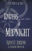Cover-Bild zu Jordan, Robert: Towers of Midnight