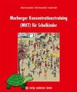 Cover-Bild zu Krowatschek, Dieter: Marburger Konzentrationstraining (MKT) für Schulkinder