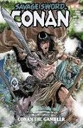 Cover-Bild zu Finch, Meredith: Savage Sword of Conan: Conan the Gambler