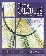 Cover-Bild zu Giordano, Frank R.: Thomas' Calculus, Early Transcendentals, Updated