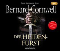 Cover-Bild zu Cornwell, Bernard: Der Heidenfürst (MP3-CD)