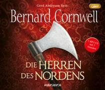 Cover-Bild zu Cornwell, Bernard: Die Herren des Nordens (MP3-CD)