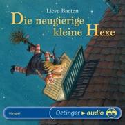 Cover-Bild zu Baeten, Lieve: Die neugierige kleine Hexe