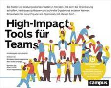 Cover-Bild zu Mastrogiacomo, Stefano: High-impact Tools für Teams