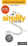 Cover-Bild zu Küstenmacher, Werner Tiki: simplify your life