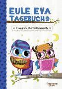 Cover-Bild zu Elliott, Rebecca: Eule Eva Tagebuch 9 - Kinderbücher ab 6-8 Jahre (Erstleser Mädchen)