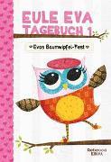 Cover-Bild zu Elliott, Rebecca: Eule Eva Tagebuch 1 - Kinderbücher ab 6-8 Jahre (Erstleser Mädchen)
