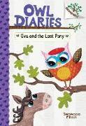 Cover-Bild zu Elliott, Rebecca: Eva and the Lost Pony: A Branches Book (Owl Diaries #8) (Library Edition), 8