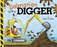 Cover-Bild zu Elliott, Rebecca: Dalmatian in a Digger