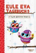 Cover-Bild zu Elliott, Rebecca: Eule Eva Tagebuch 5 - Kinderbücher ab 6-8 Jahre (Erstleser Mädchen)
