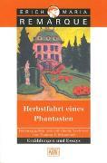 Cover-Bild zu Remarque, E.M.: Herbstfahrt eines Phantasten
