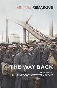 Cover-Bild zu Remarque, Erich Maria: The Way Back