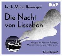 Cover-Bild zu Remarque, Erich Maria: Die Nacht von Lissabon