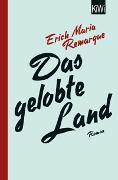 Cover-Bild zu Remarque, E.M.: Das gelobte Land