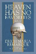 Cover-Bild zu Remarque, Erich Maria: Heaven Has No Favorites