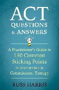 Cover-Bild zu Harris, Russ: ACT Questions and Answers