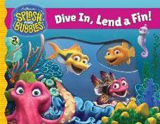 Cover-Bild zu The Jim Henson Company: Splash and Bubbles: Dive In, Lend a Fin! (Acetate Board Book)