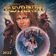 Cover-Bild zu Jim Henson Company: Jim Henson's Labyrinth 2022 Wall Calendar