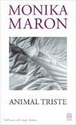 Cover-Bild zu Maron, Monika: Animal triste