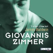 Cover-Bild zu Giovannis Zimmer (Audio Download) von Baldwin, James