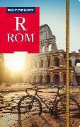 Cover-Bild zu Schaefer, Barbara: Baedeker Reiseführer Rom
