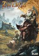 Cover-Bild zu Jarry, Nicolas: Die Saga der Zwerge. Band 17