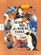 Cover-Bild zu Weiler, Thomas (Übers.): Schau mal, wer da fliegt