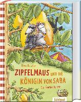 Cover-Bild zu Becker, Uwe: Zipfelmaus und die Königin von Saba - Ein Gartenkrimi