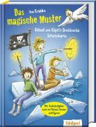 Cover-Bild zu Krabbe, Ina: Das magische Muster - Rätsel um Käpt'n Dreidrecks Schatzkarte