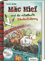 Cover-Bild zu Becker, Carola: Mäc Mief und die rätselhafte Schafentführung