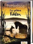 Cover-Bild zu Krabbe, Ina: Funkelsee - Das goldene Fohlen